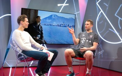04 STUDIO DESIGN FC Bayern TV