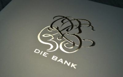 07 CORPORATE DESIGN Restaurant Die Bank